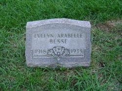 Evelyn Arabelle Besse