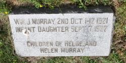 Daughter Murray