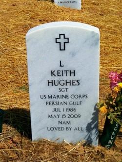 Sgt Laron Keith Hughes
