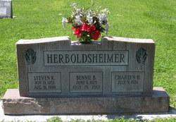 Bennie Blaine Herboldsheimer