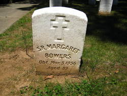 Sr Margaret Bowers