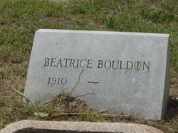 Beatrice Bouldin