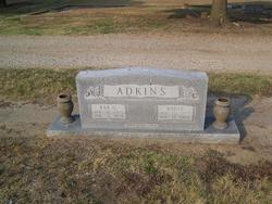 Wadye Alfred <I>Horn</I> Adkins