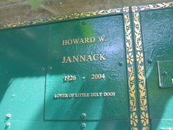 Howard W. Jannack