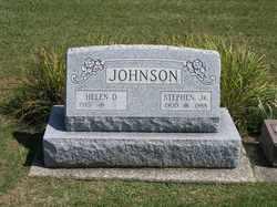Stephen Johnson, Jr