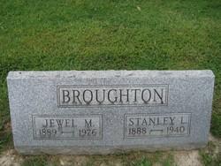 Jewel <I>May</I> Broughton