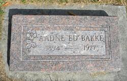 Aadne Ed Bakke