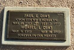 Paul E Dias