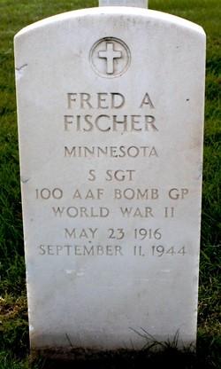 SSGT Fred A Fischer