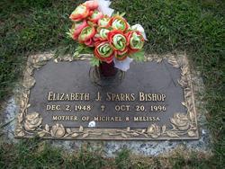 """Elizabeth J. """"Liz"""" <I>Sparks</I> Bishop"""