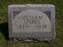 Orissa Malvina <I>Rodgers</I> Sparks