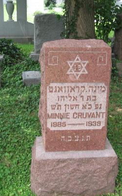 Minnie Cruvant