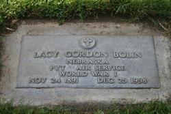 Lacy Gordon Bolin