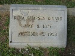 Rena <I>Campsen</I> Kinard