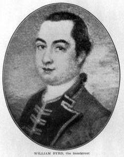 COL William Evelyn Byrd I
