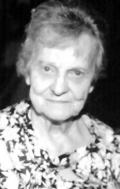 Gladys <I>Ellingsworth McFarland</I> Allgier