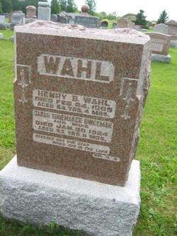 Henry B. Wahl