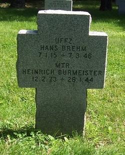 Mtr. Heinrich Burmeister