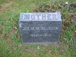 Julia Margaretta <I>Weldy</I> Rodrock
