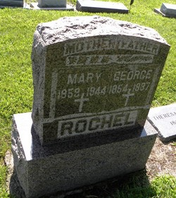 Mary Ann <I>Ross</I> Rochel