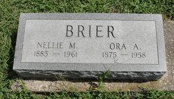 Nellie Mae <I>Walton</I> Brier
