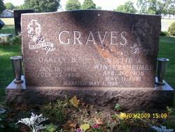 Nellie A. <I>Wintersheimer</I> Graves