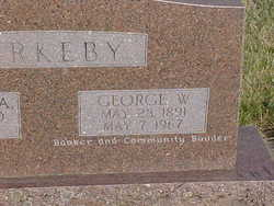 George W. Kirkeby