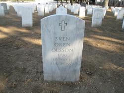 Sven Oren Olsson