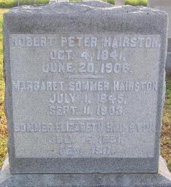 Robert Peter Hairston