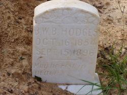 """Benjamin Wesley """"Ben"""" Hodges"""
