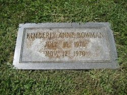 Kimberly Anne Bowman