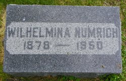 Wilhelmina <I>Ulm</I> Numrich