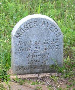 Moses Ayers, Sr