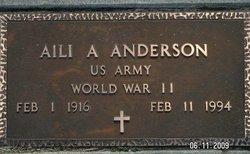 Aili Amelia Anderson