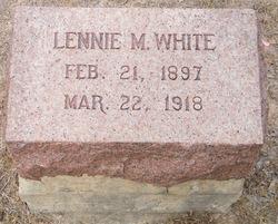 Lennie <I>Massey</I> White