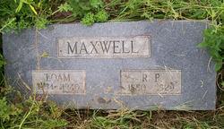 "Clomia ""Loam"" <I>Crawford</I> Maxwell"