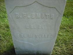 Pvt Billa F Smith