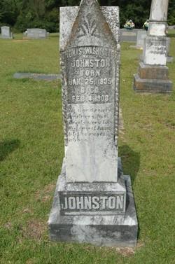 Thomas Washington Johnston
