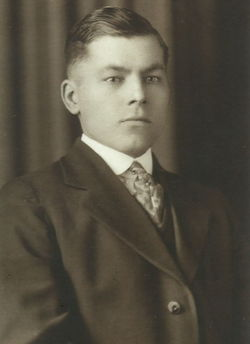 """Albert """"Bert"""" Buchanan"""
