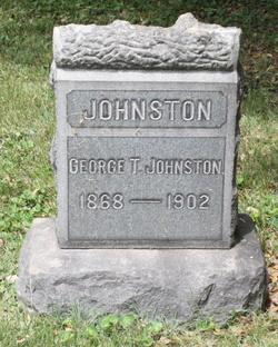 George T Johnston
