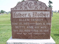 Allen Daniel Casady