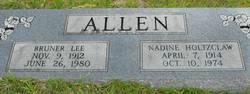 Bruner Lee Allen