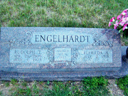 Elfrieda <I>Schneider</I> Engelhardt