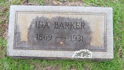 Ida Jane <I>Fant</I> Barker