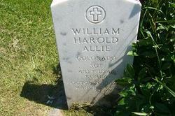 """William Harold """"Bill"""" Allie"""