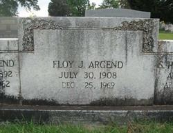 Floy Josephine <I>Doss</I> Argend