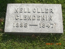 Nell <I>Oller</I> Clendenin