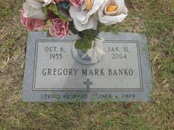 Gregory Mark Banko