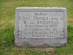 Eleen <I>Stoops</I> Anderson