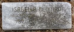 Isabella E Ikard